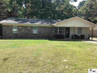 Jackson Parish Single Family Home Active-Pending: 2405 Wayne Street