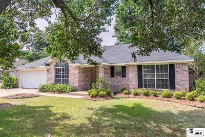 Single Family Home Back On Market: 1509 W Kentucky Avenue
