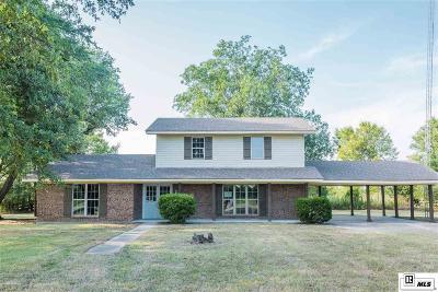 Single Family Home For Sale: 551 Burkett Road