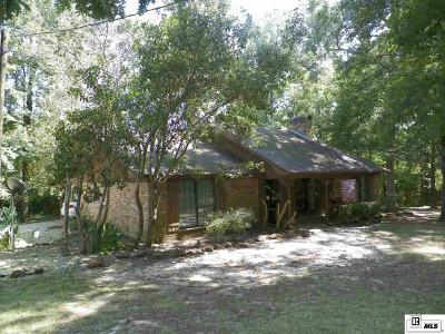 Ruston Single Family Home Active-Pending: 2607 Cook Road