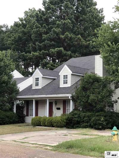 Single Family Home Active-Pending: 541 Melton Drive