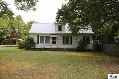 Ruston Single Family Home Active-Contingent 72 Hrs: 1600 Roosevelt Drive