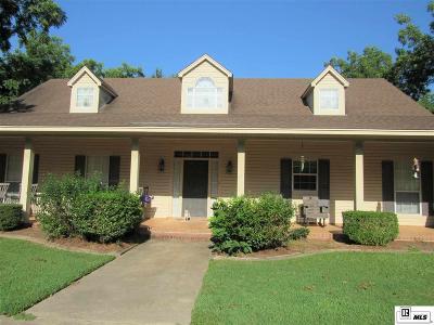 Monroe Single Family Home For Sale: 542 Huenefeld Road