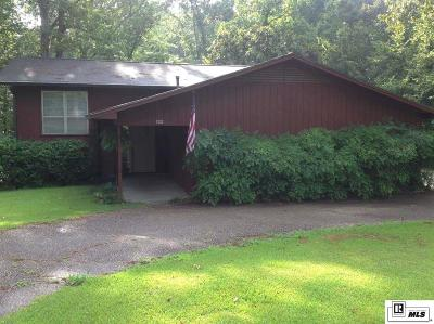 Single Family Home For Sale: 902 Robinette Drive