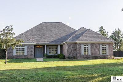 Ruston Single Family Home For Sale: 146 Ramsey Circle