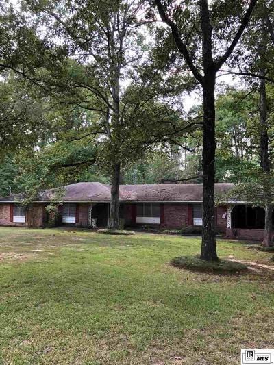 Ruston Single Family Home For Sale: 204 Lilinda Drive