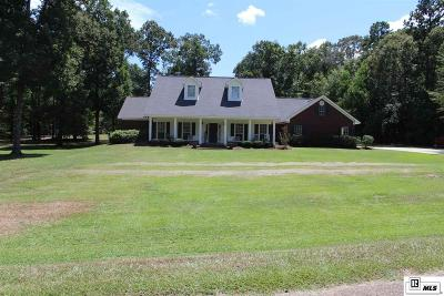 West Monroe Single Family Home Active-Pending: 117 Emerald Drive