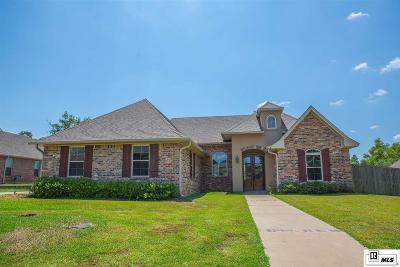 West Monroe Single Family Home For Sale: 213 Austin Oaks Circle