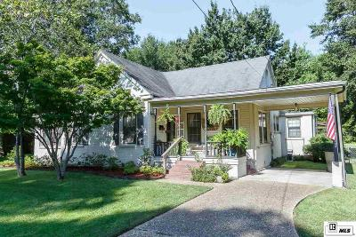 Ruston Single Family Home For Sale: 209 Neal Street