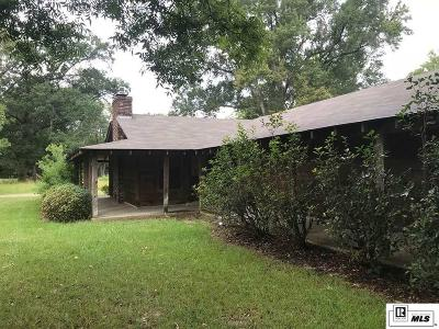 Single Family Home For Sale: 9225 Cooper Lake Road