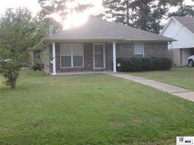 Monroe Single Family Home Back On Market: 210 Arapaho Drive