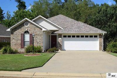West Monroe Single Family Home For Sale: 127 Dove Drive