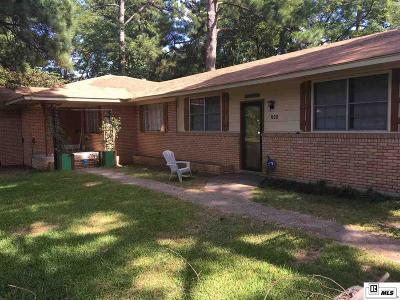 West Monroe Single Family Home For Sale: 248 Horne Lane