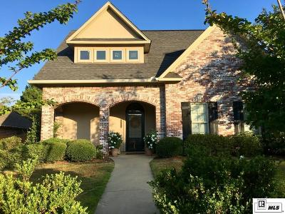 Ruston Single Family Home For Sale: 2111 Beauregard Street