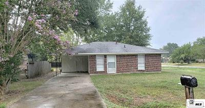 Single Family Home For Sale: 837 Rogers Drive