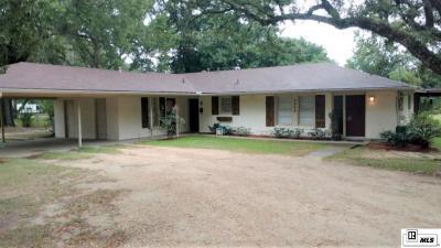 West Monroe Single Family Home New Listing: 2904 N 12th Street