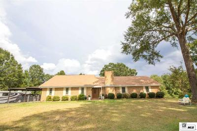 West Monroe Single Family Home For Sale: 342 Jim Mize Road