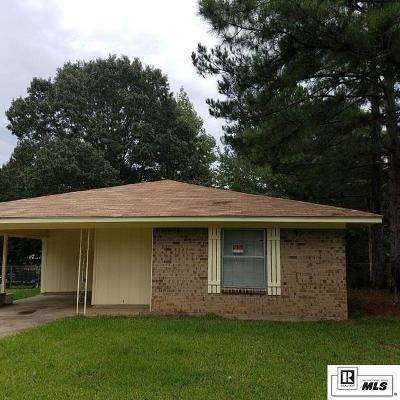 Jonesboro Single Family Home For Sale: 1507 Julius Erving Street