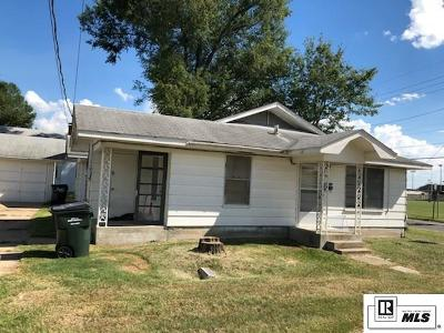 West Monroe Multi Family Home New Listing: 308 Riggs Street