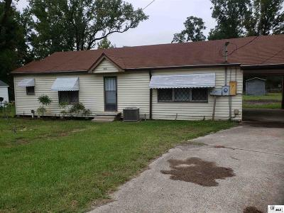 West Monroe Single Family Home For Sale: 405 New Natchitoches Road