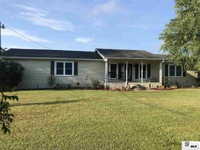 Single Family Home For Sale: 898 Emory Road