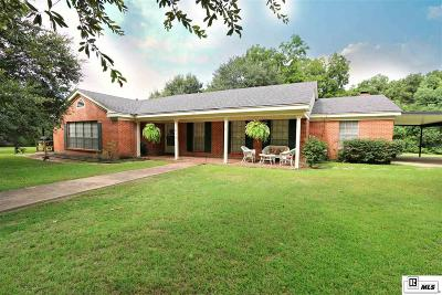 West Monroe Single Family Home New Listing: 339 Forty Oaks Farm Road