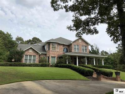 Ruston Single Family Home For Sale: 327 Jefferson Oaks Drive