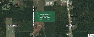 Jonesboro LA Residential Lots & Land For Sale: $400,000