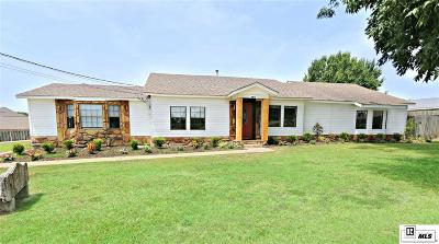 West Monroe Single Family Home New Listing: 509 Green Road