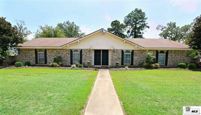 West Monroe Single Family Home New Listing: 115 Westland Place
