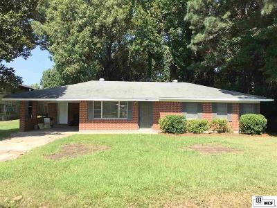 Monroe Single Family Home Back On Market: 302 Selman Drive
