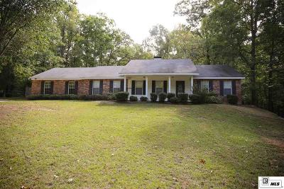 Ruston Single Family Home Back On Market: 126 Timber Ridge Circle
