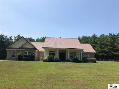 Ruston Single Family Home For Sale: 488 Highway 3074