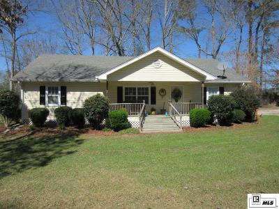 Single Family Home For Sale: 286 Haile Road