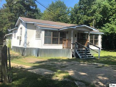 Lincoln Parish Single Family Home For Sale: 409 E Colorado Avenue