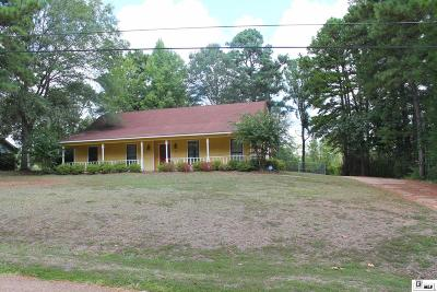 Ruston Single Family Home Active-Pending: 196 Wesley Drive