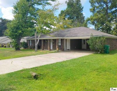 West Monroe Single Family Home Active-Price Change: 318 Sylvan Lake Drive