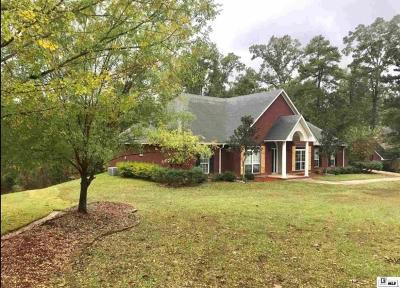 West Monroe Single Family Home For Sale: 903 Comanche Trail