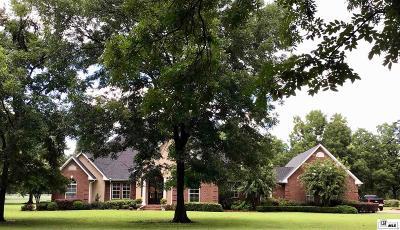 Monroe Single Family Home For Sale: 277 Ed Edelen Road