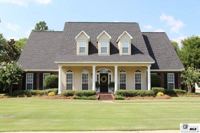 Monroe Single Family Home Active-Price Change: 311 Frenchmans Bend Place
