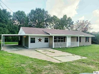Single Family Home For Sale: 699 New Zion Road