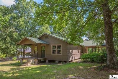 West Monroe Single Family Home Active-Pending: 329 Jimmy Graham Loop