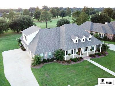 Monroe Single Family Home Active-Pending: 531 Bunker Lane