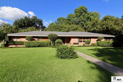 Monroe Single Family Home For Sale: 2406 Marie Place