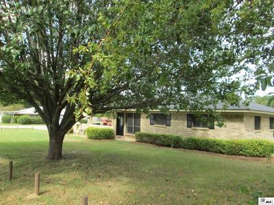 Grambling Single Family Home For Sale: 104 Carver Street