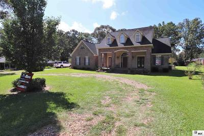 Monroe Single Family Home For Sale: 405 Connie Lynn Drive