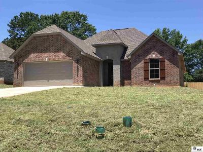 Ruston Single Family Home For Sale: 130 Gracie Beth Lane