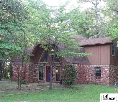 Ruston Single Family Home For Sale: 2760 Highway 544