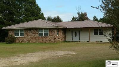Single Family Home For Sale: 4704 Okaloosa Road