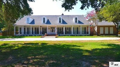 Monroe Single Family Home For Sale: 3314 Deborah Drive